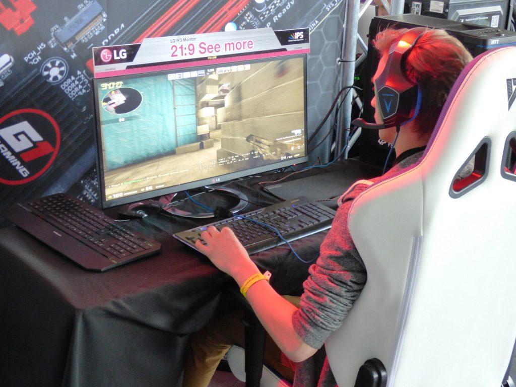 Internet für Online Spiele